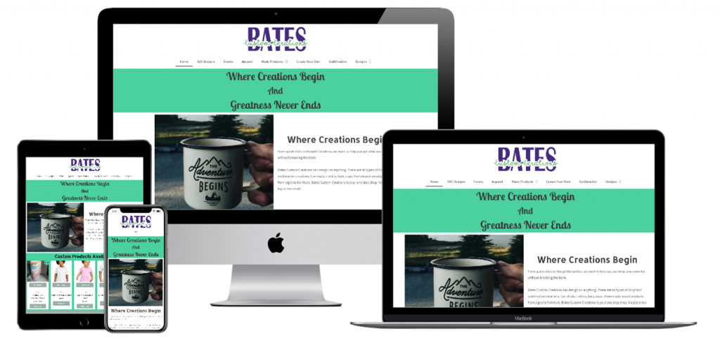 Web Design+Web Development+WooCommerce+Portfolio Item