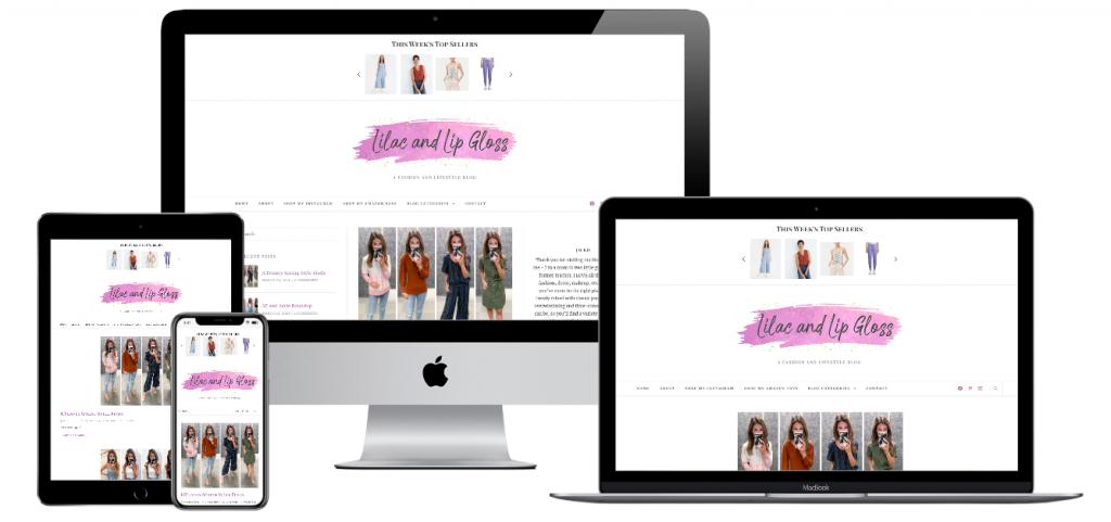 Web Design+Web Development+Blog+Portfolio Item